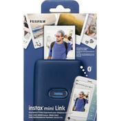 Fujifilm Instax Mini Link, Dark Denim