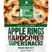 Made in Nature Apple Rings, Organic