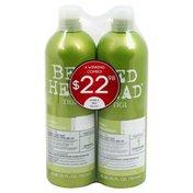 Tigi Bed Head Shampoo, Urban Anti+Dotes, Re-energize