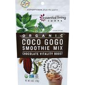 Essential Living Foods Smoothie Mix, Organic, Coco Gogo