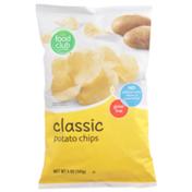Food Club Classic Potato Chips