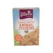 Meijer Peanut Butter Animal Cookies