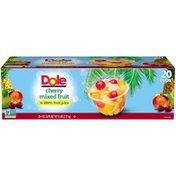 Dole Cherry in 100% Fruit Juice Mixed Fruit