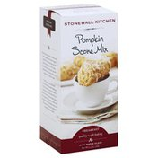 Stonewall Kitchen Scone Mix, Pumpkin, with Maple Glaze