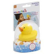 Munchkin Sponge Bath Toy, Duck Duck Clean