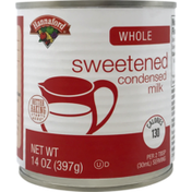 Hannaford Sweetened Condensed Milk