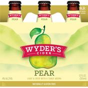 Wyder's Cider Cider, Pear