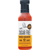 G Hughes Sugar Free Mango Habanero Wing Sauce