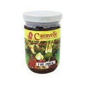 Caravelle Chili Paste Hot Sauce With Holey Basil Leaves