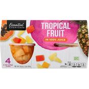 Essential Everyday Tropical Fruit in 100% Juice