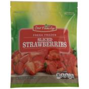 Our Family Fresh Frozen Sliced Strawberries
