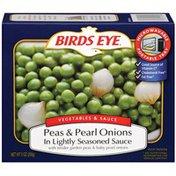 Birds Eye In Lightly Seasoned Sauce Peas & Pearl Onions
