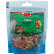 Kaytee Treat, Tropical Fruit Flavored, Small Animals