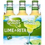 Bud Light Lime Ritas Lime-A-Rita Malt Beverage