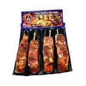Butcher's Best Smokey Pork Bbq Kabob