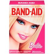 Band Aid® Brand Adhesive Bandages Band-Aid Barbie™ Assorted Decorated, Barbie
