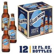 Blue Moon Ale Beer Variety Pack Bottle