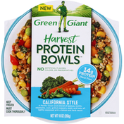 Green Giant California Style Harvest Protein Bowls