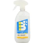 Boulder Clean Laundry Stain Remover, Natural, Meyer Lemon