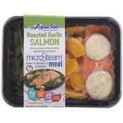 Aqua Star Salmon, Roasted Garlic