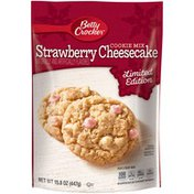 Betty Crocker Strawberry Cheesecake Limited Edition Cookie Mix
