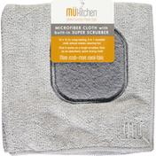MUkitchen Microfiber Cloth, Nickel