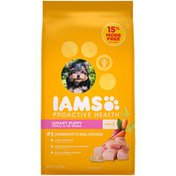 IAMS ProActive Health Smart Puppy Small & Toy Breed Premium Dog Food