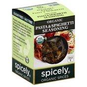 Spicely Organics Seasoning, Pasta & Spaghetti, Organic