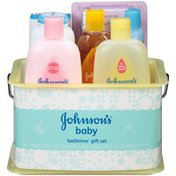 Johnson's Baby Bath Discovery Baby Gift Set