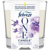 Febreze Candle Air Freshener, Lavender & Eucalyptus