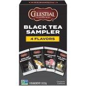 Celestial Seasonings Black Tea Sampler Variety Pack