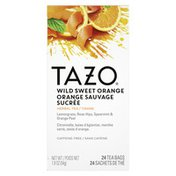Tazo Tea Tea Bag Wild Sweet Orange