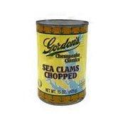 Gordons Sea Clams, Chopped