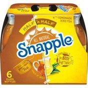 Snapple Half 'n Half Tea and Lemonade