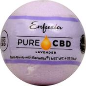 Enfusia Bath Bomb, Lavender