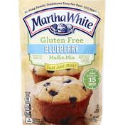 Martha White Muffin Mix, Blueberry