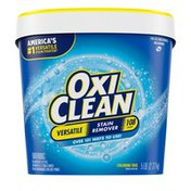 OxiClean Versatile Stain Remover Powder, 5 s