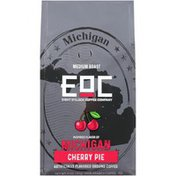 Eight O'Clock Coffee Michigan Cherry Pie Flavored Medium Roast Ground Coffee