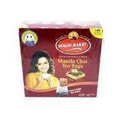 Wagh Bakri Masala Chai Tea Bags 100 ct