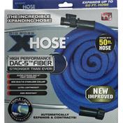Xhose Hose, Dac-5 Fiber, 50 Feet