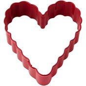 Wilton Scalloped Heart Cookie Cutter