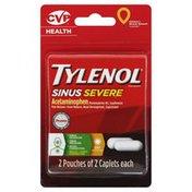 Cvp Tylenol, For Adults, Caplets