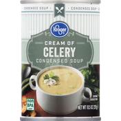Kroger Condensed Soup, Cream of Celery