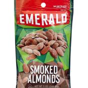 Emerald Supplements Almonds, Smoked