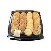 Meijer Serves 30-35 Celebration Assortment Cookie Tray