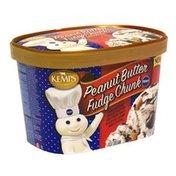Kemps Ice Cream, Peanut Butter Fudge Chunk