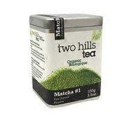 Two Hills Tea Organic Matcha