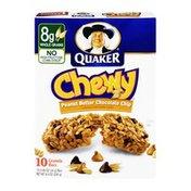 Quaker Granola Bars, Peanut Butter Chocolate Chip