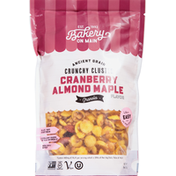 Bakery On Main Granola, Cranberry Almond Maple, Crunchy Cluster