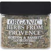 Morton & Bassett Spices Herbs from Provence